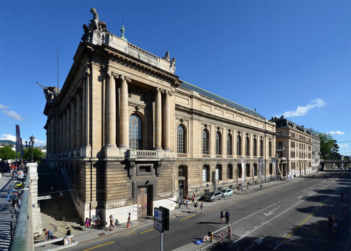 Musée d'Art et d'Histoire de Genève (MAH)