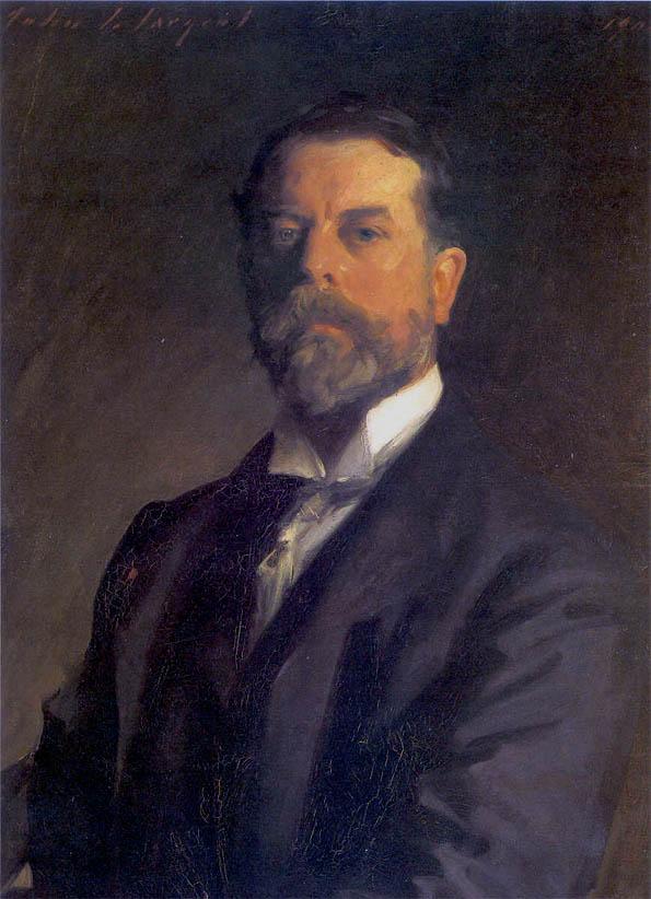 Sargent Self-Portrait (1906)