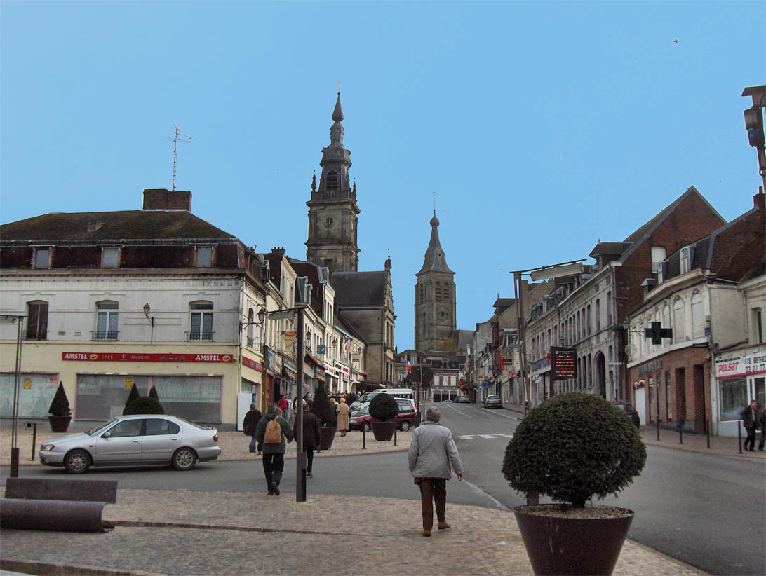 Le Cateau-Cambrésis (France)