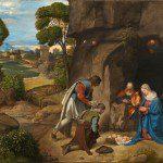 Adorazione dei pastori Allendale (1500-1510)