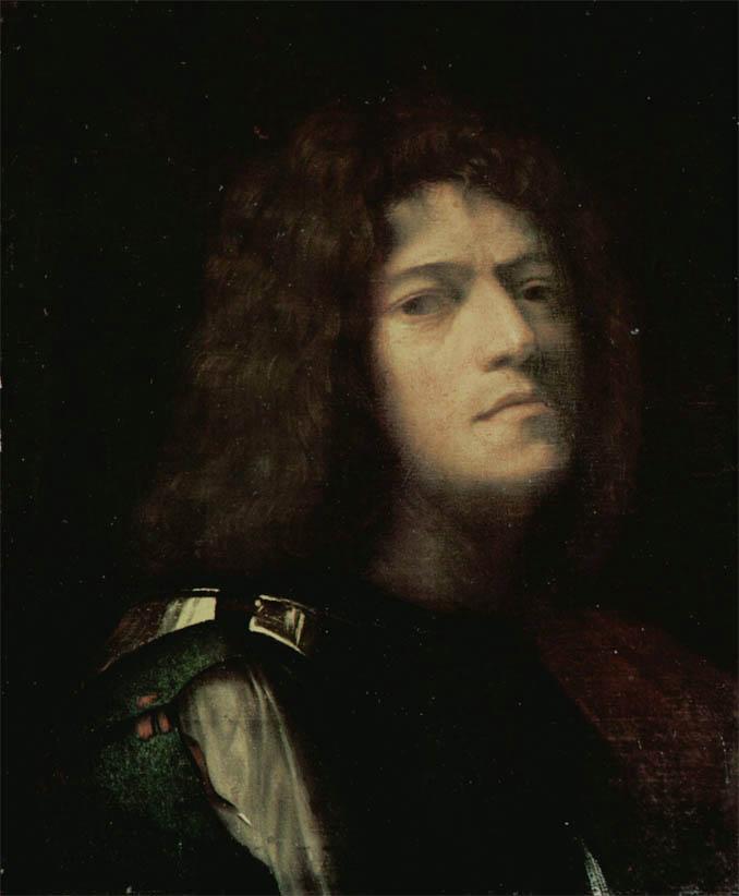 Autoritratto come David (1508)