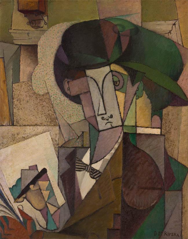 El joven de la estilográfica (1914)
