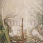El sol rompiendo la bruma (1913)