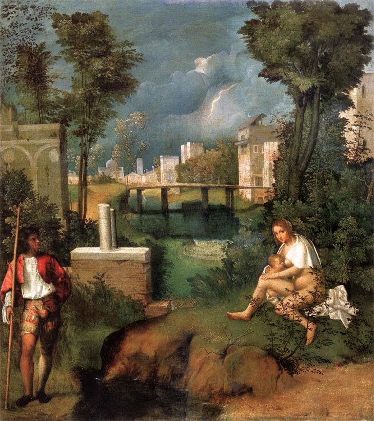 La Tempesta (1505-1508)