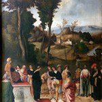 Mosè alla prova del fuoco (1502-1505)