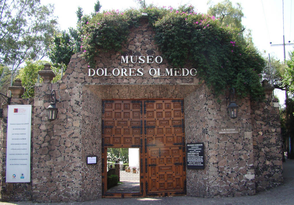 Museo Dolores Olmedo (Mexico City)