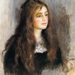 Portrait de Julie Manet (1894)