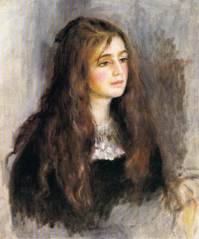 Portrait de Julie Manet (1894)