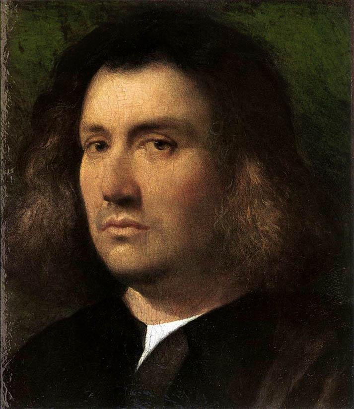 Ritratto d'uomo Terris (1506)