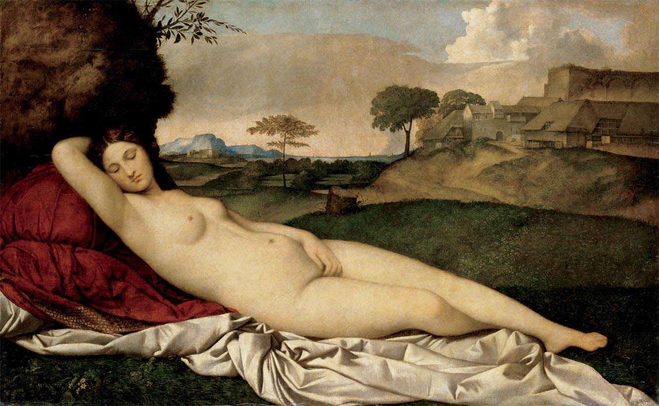 Venere dormiente (1508-1510)