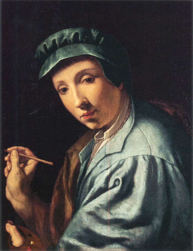 Autoritratto (c 1555)