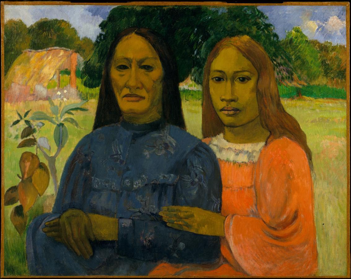 Deux femmes (1901 or 1902)