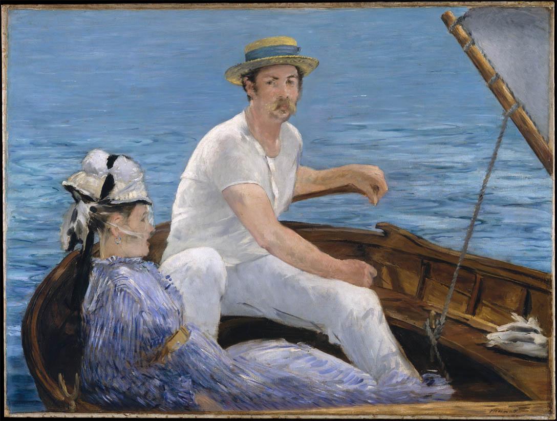 En bateau (1874)