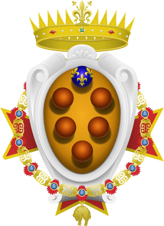 Grand Duchy of Tuscany (coat of arms)