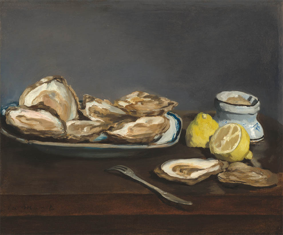 Huîtres (1862)