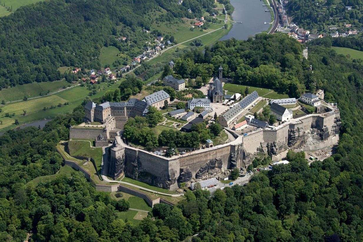 Königstein Fortress (Germany)
