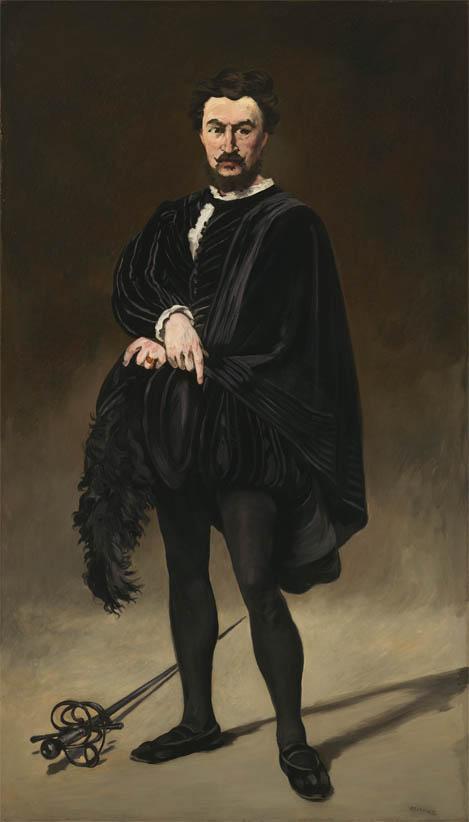 L'Acteur tragique (1866)