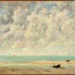 La mer calme (1869)