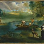La pêche (1862-1863)