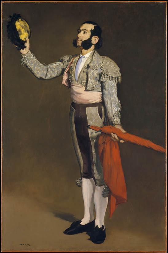 Le Matador saluant (1866-1867)
