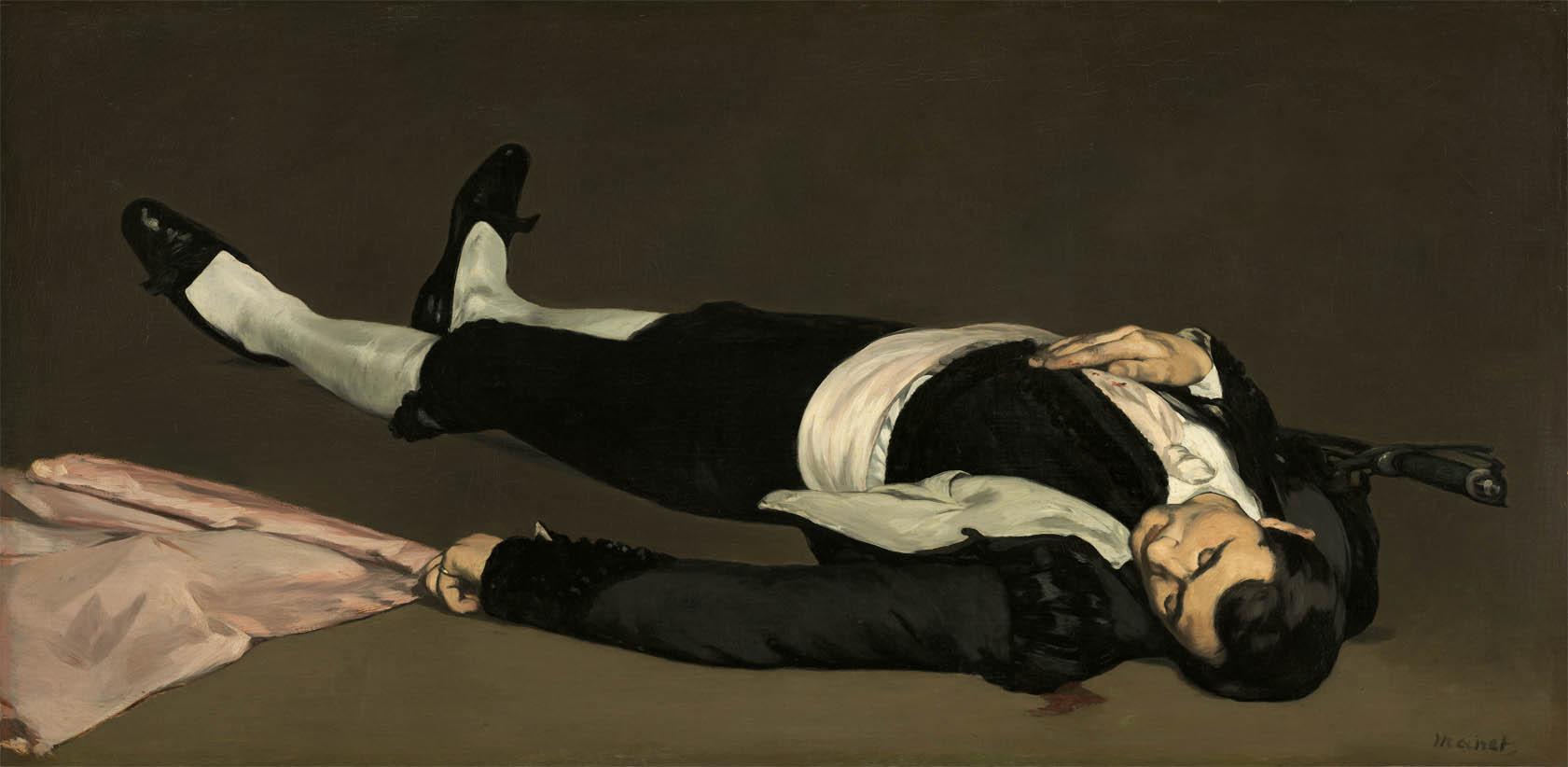 Le torero mort (1864)