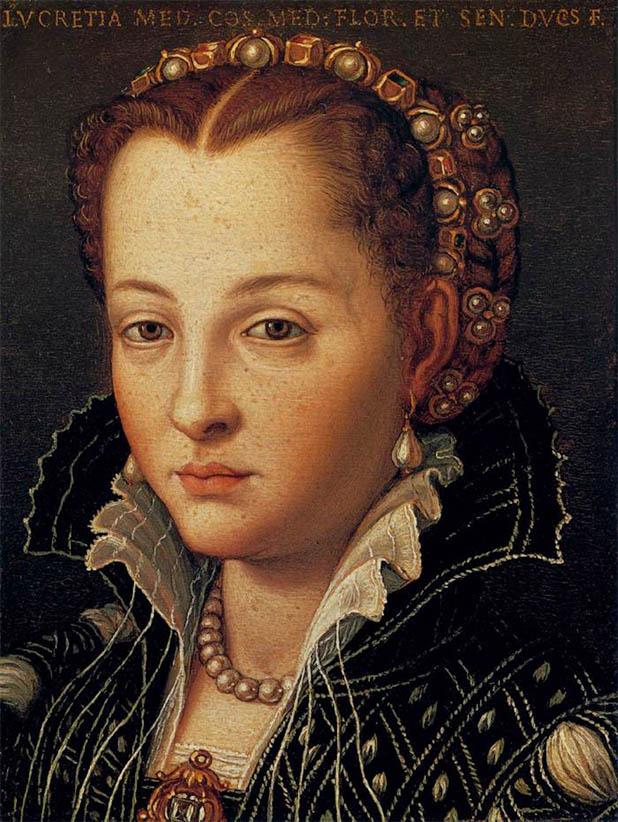 Lucrezia di Cosimo I de' Medici