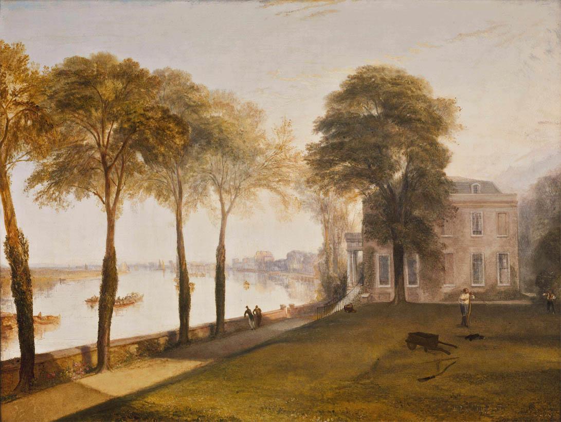 Mortlake Terrace, Early Summer Morning (1826)