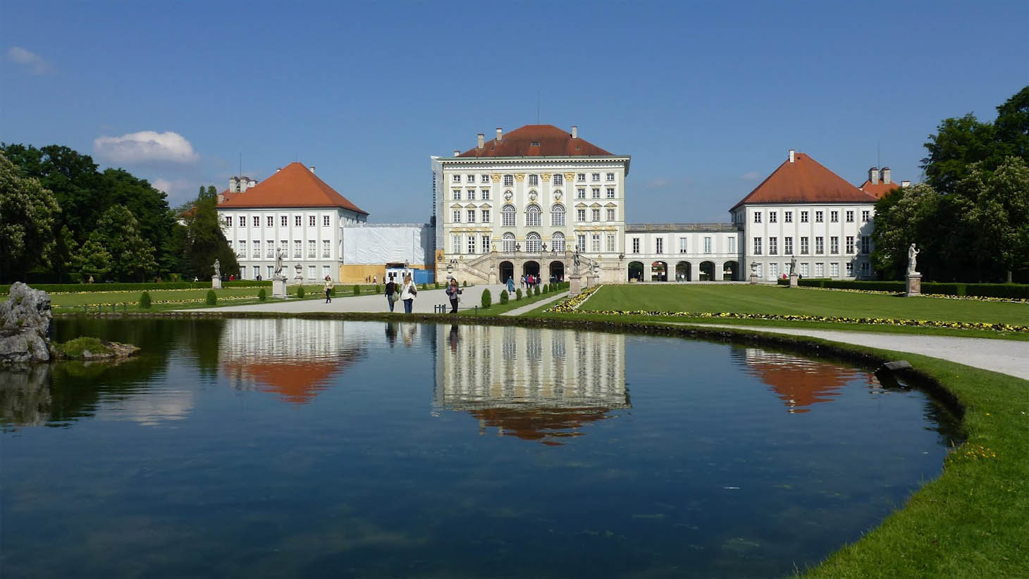 Nymphenburg Palace (Munich)