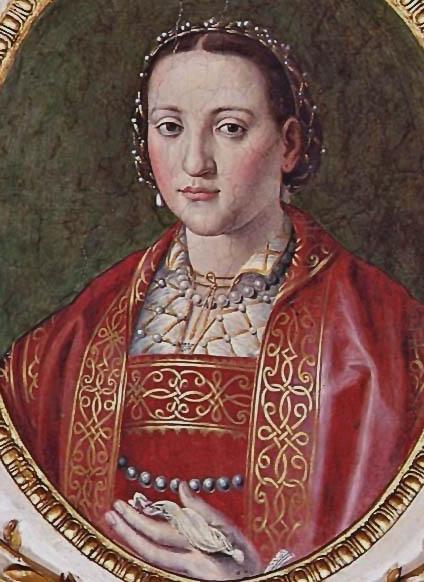 Ritratto di Eleonora di Toledo, Duchessa di Firenze (c 1560-d-1)
