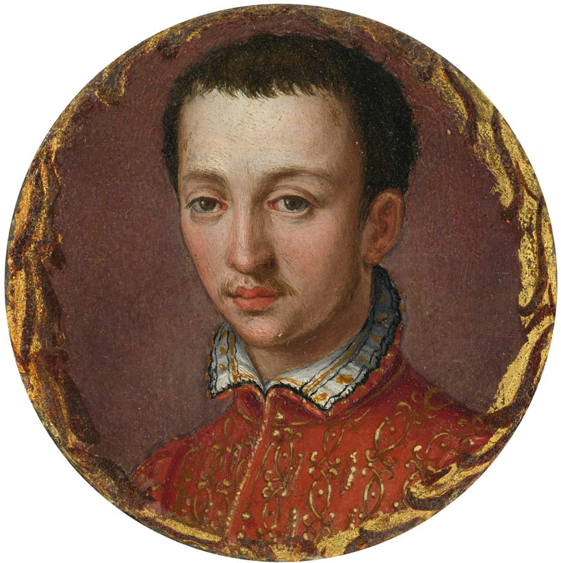 Ritratto di Francesco I de' Medici (c 1558)