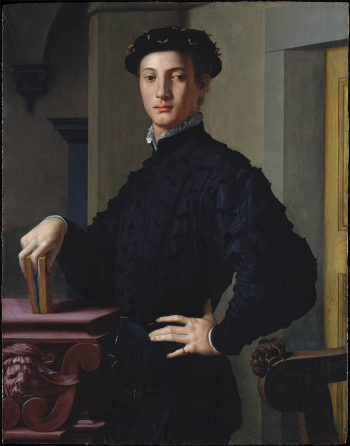 Ritratto di giovane uomo (1530s)