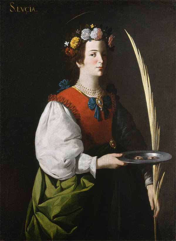 Santa Lucía (1625-1630)