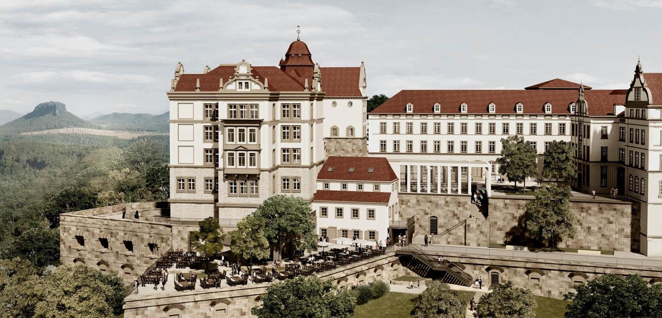 Sonnenstein Castle (Pirna)