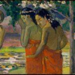 Trois femmes tahitiennes (1896)