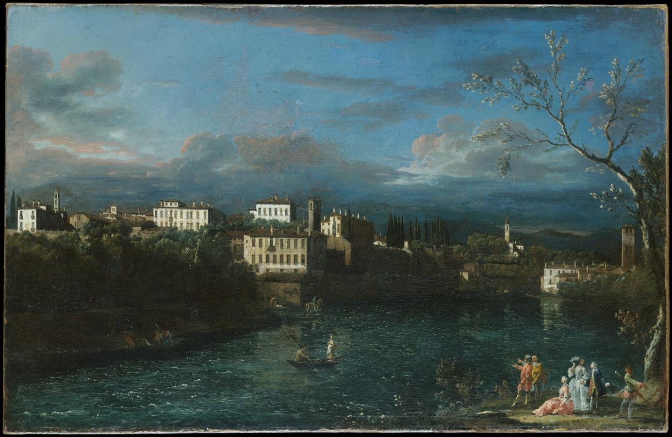 Vaprio d'Adda (1744)