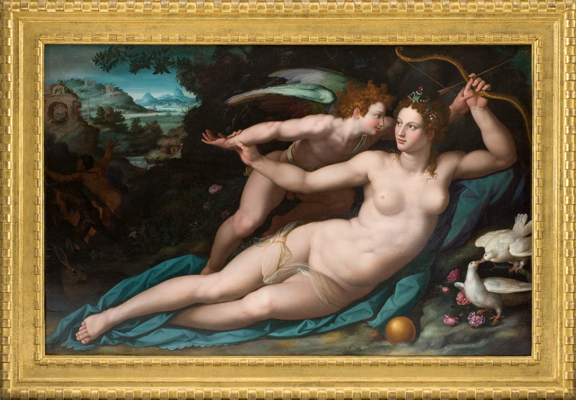 Venere e Cupido (after 1570-fr)