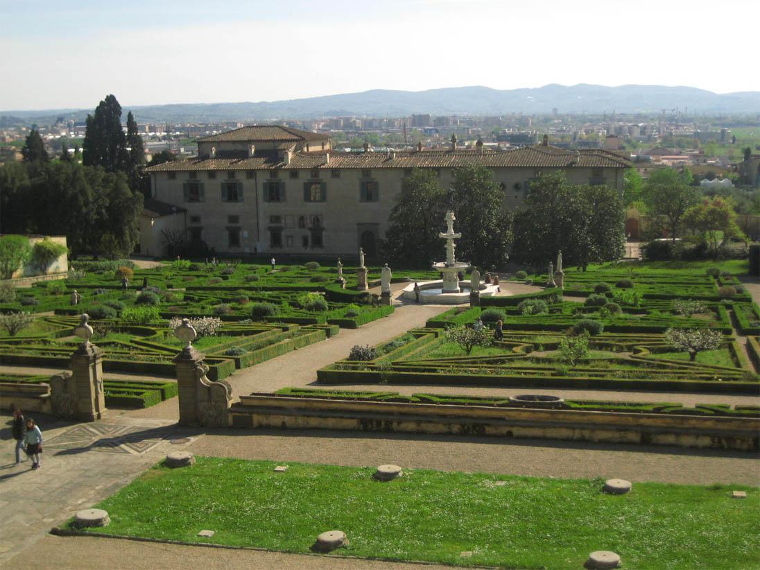 Villa di Castello (Firenze)