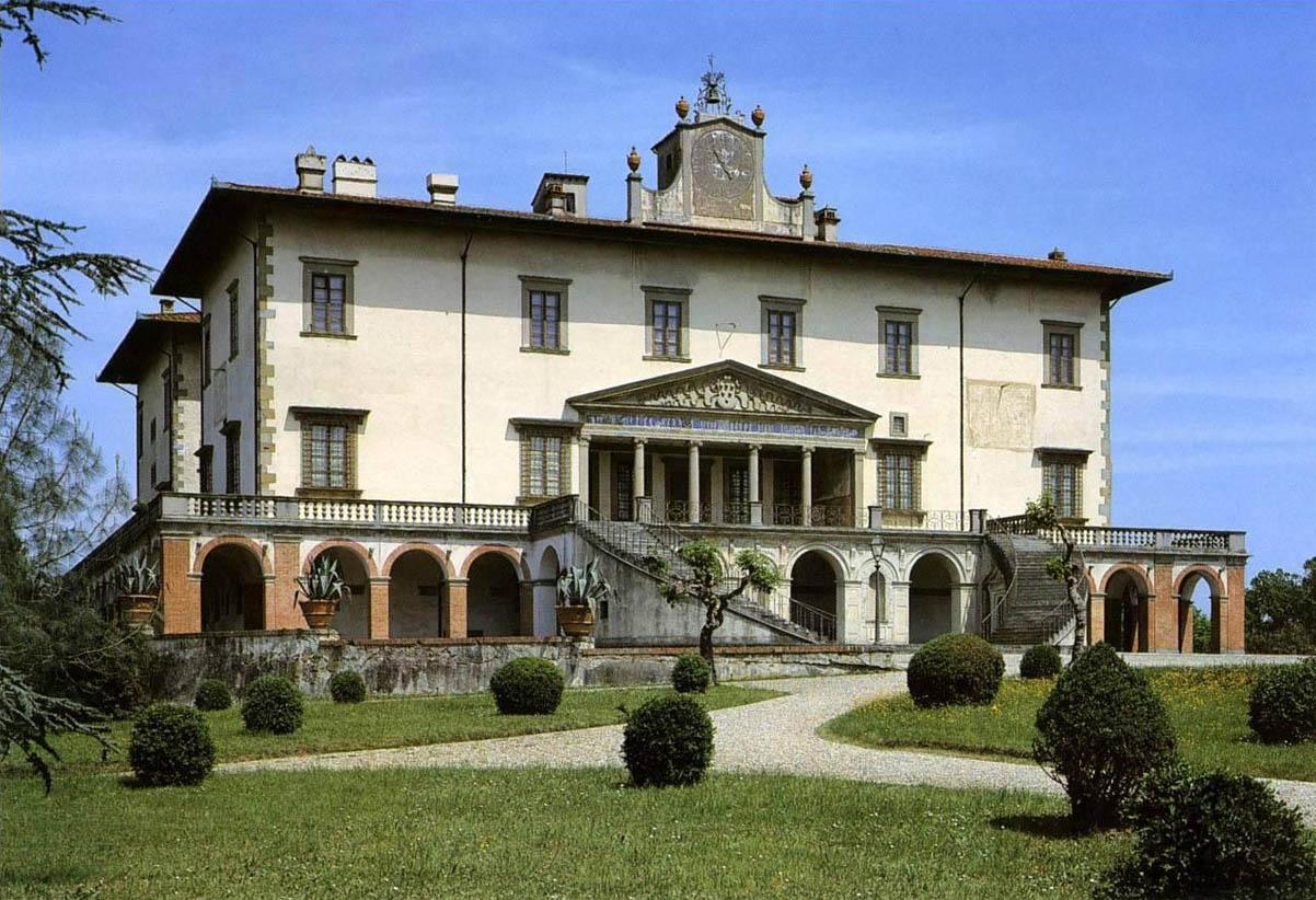 Villa medicea di Poggio a Caiano