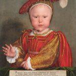 Edward VI as a Child (probably 1538)