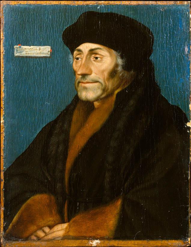 Erasmus of Rotterdam (c 1532)