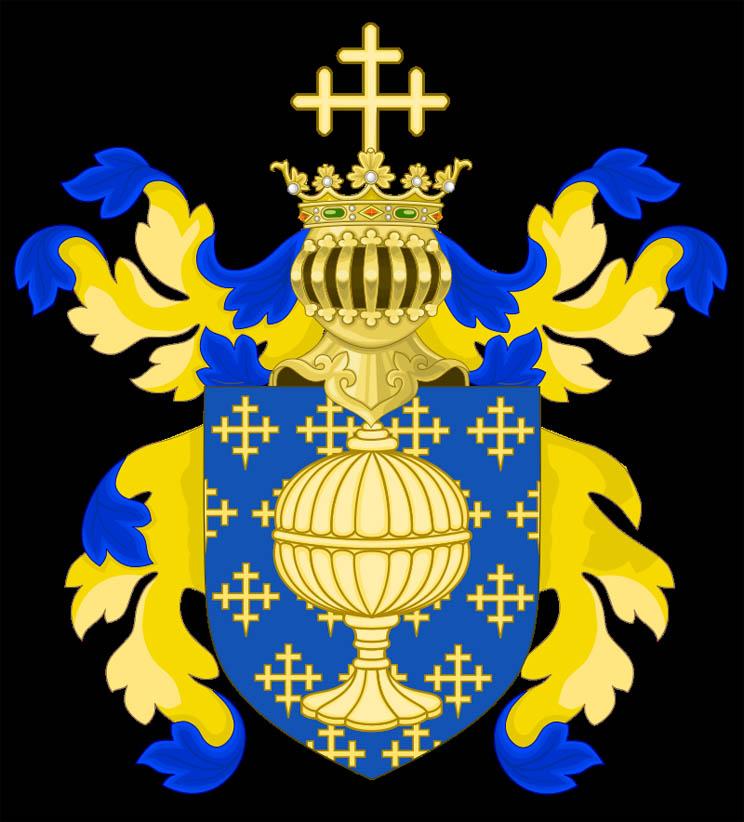 Escudo real de Galicia