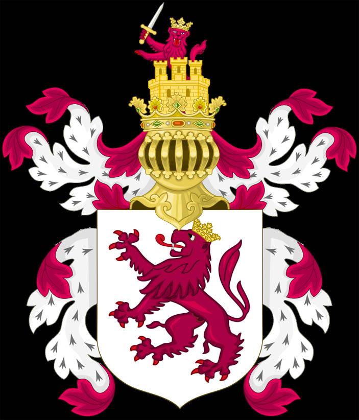 Escudo real de León