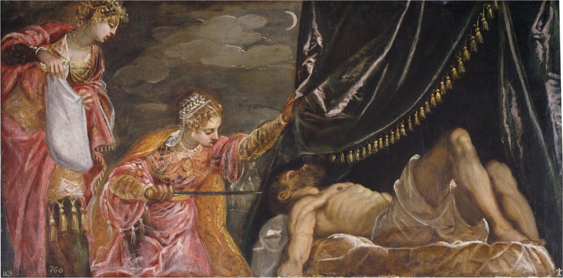 Giuditta e Oloferne (1552-1555)