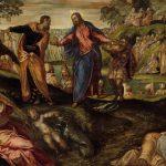 Il miracolo dei pani e dei pesci (1545-1550)