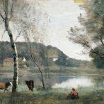 L'étang de Ville-d'Avray (1865-1870)