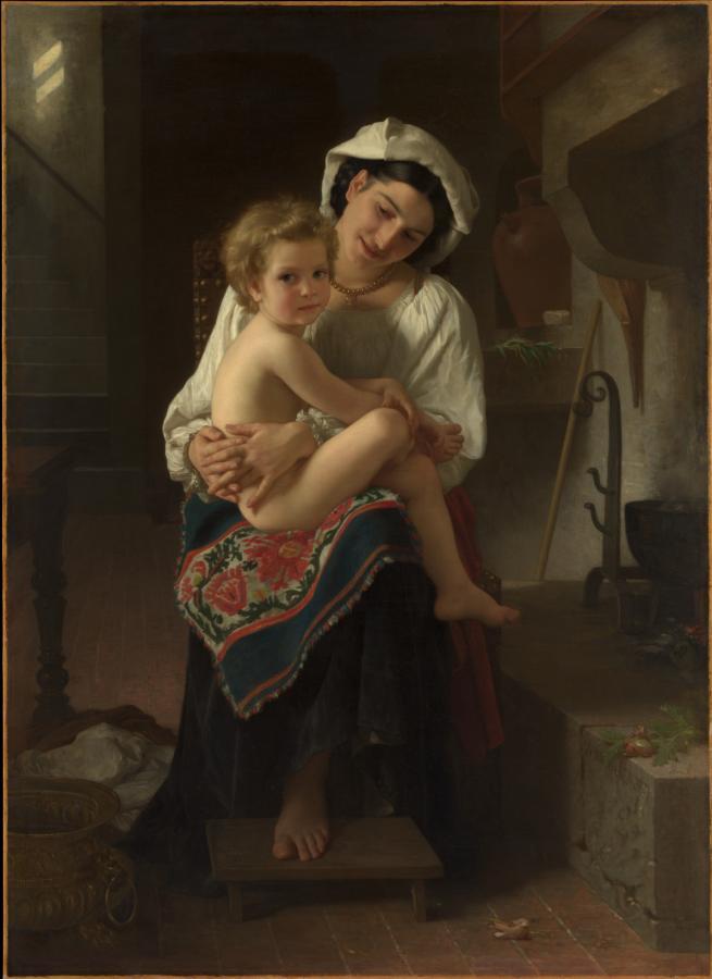 Le lever (1871)