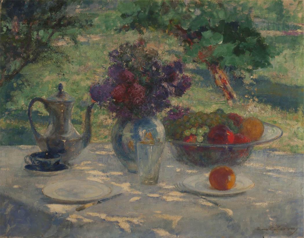 Naturaleza en silencio (1926)