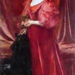 Retrato de la Sra María de la Cárcova de Ferrari (1894)