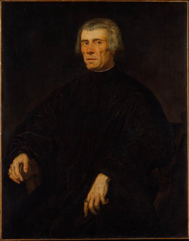 Ritratto d'uomo (c 1540)