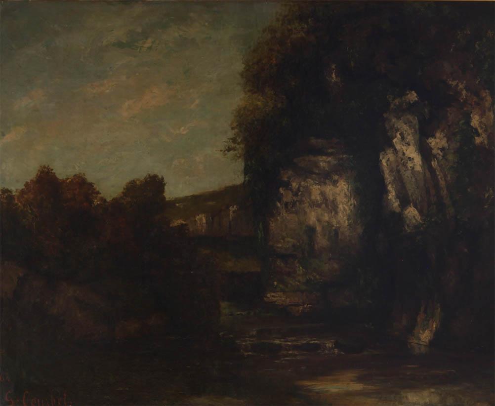 Rochers (1864)